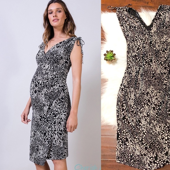 dbd1bbe5fd76e Isabella Oliver Dresses   A Pea In The Pod Maternity Dress S   Poshmark